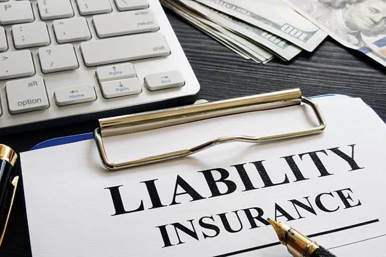 Business Liablilty Insurance form