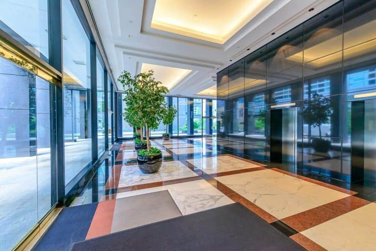 Commercial Property Insurance lobby