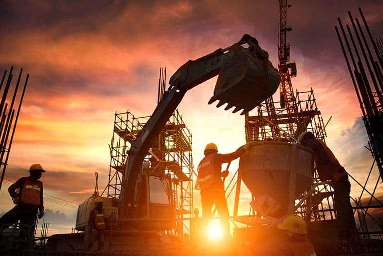 Contractors Insurance building site