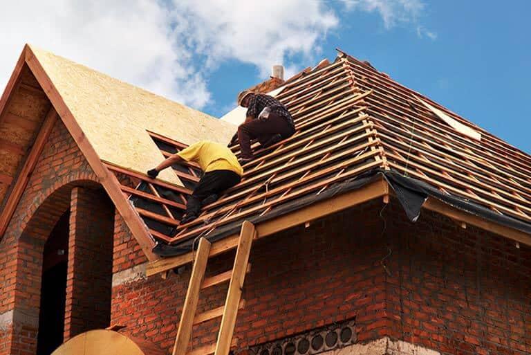 Contractors Insurance roof