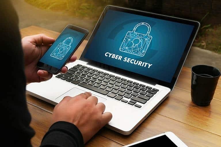 Cyber Liability Insurance laptop